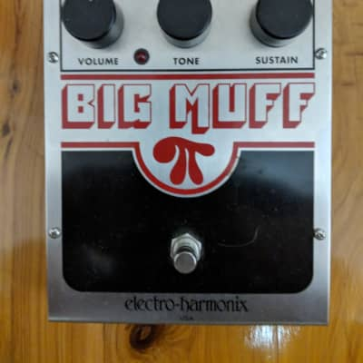 Mint Electro-Harmonix Big Muff Pi Fuzz Pedal