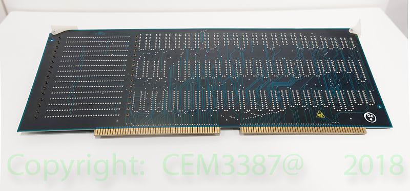 E-MU Systems Emulator EIII Maxxed out 8MB RAM CPU board E3- direct fit-  cem3387