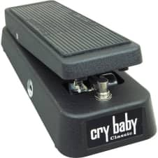 Dunlop The Dunlop Cry Baby Classic  Black