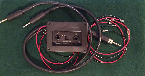 Guitar Speaker Wiring Harness : Fender guitar speaker cab wiring harness bonus