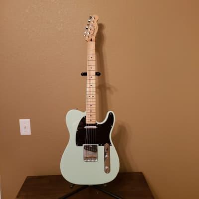 Fender  Telecaster Custom Built 2018 Seafoam Green