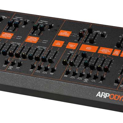 Korg ARP Odyssey Duophonic Desktop Synthesizer - Rev3