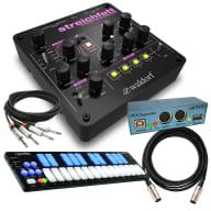 Waldorf Streichfett String Synthesizer Desktop Module CONTROLLER RIG