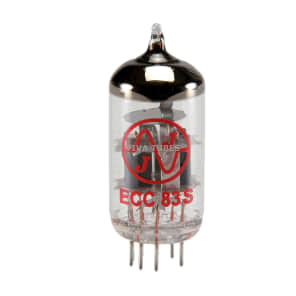 Brand New In Box JJ Electronics Tesla 12AX7 ECC83-S Vacuum Tube Gain Tested