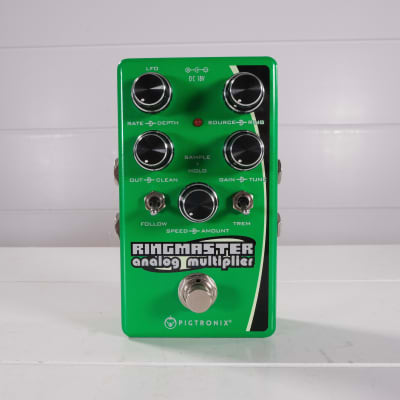 Pigtronix Ringmaster Analog Multipler - Ring Modulator Pedal