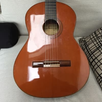 Hernandis Hand-Made February 1973 Grade 1A Natural Wood w/ Case for sale