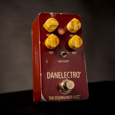 DANELECTRO 'EISENHOWER FUZZ' PEDAL for sale