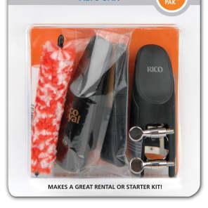 Rico RSMPAKASX Smart Pak Alto Saxophone Care Kit