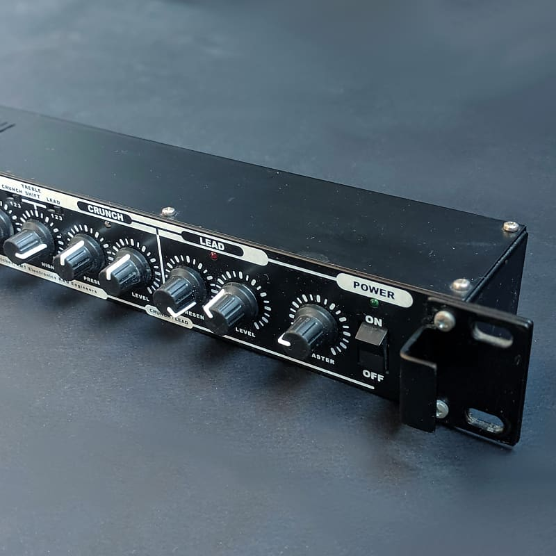 amt electronics ss 10 3 channel rackmount tube guitar preamp reverb. Black Bedroom Furniture Sets. Home Design Ideas