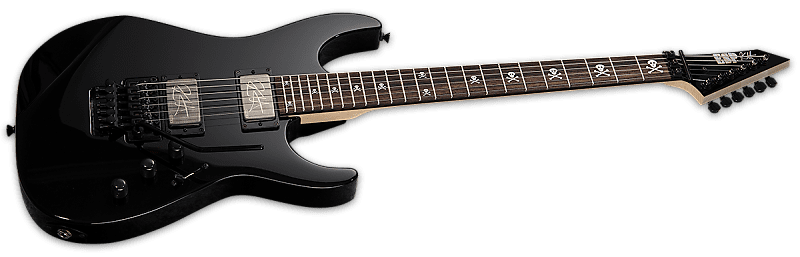 esp kh 2 neck thru body kirk hammett new electric guitar reverb. Black Bedroom Furniture Sets. Home Design Ideas