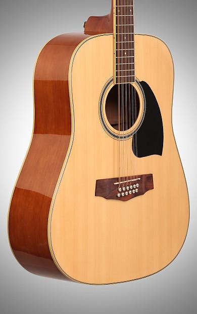 ibanez pf1512 dreadnought acoustic guitar 12 string reverb. Black Bedroom Furniture Sets. Home Design Ideas