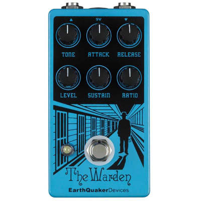 Earthquaker Devices The Warden Compressor for sale