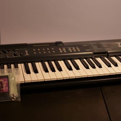 Korg 707 49-Key Performing Synthesizer (w/ ROM cards)