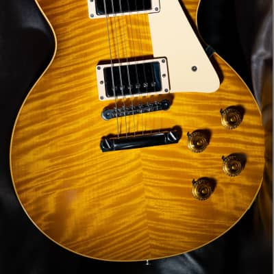 Gibson 2015 Gibson Ace Frehley 1959 Les Paul True Historic Reissue Vintage Gloss for sale