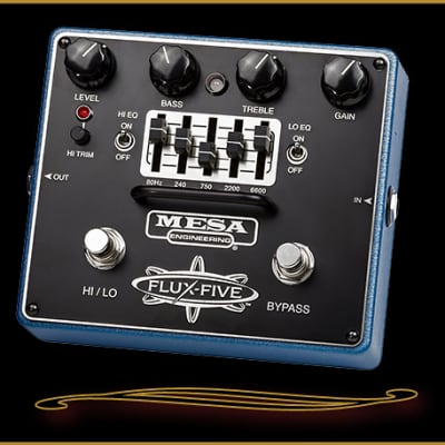 Mesa Boogie Flux Five  Blue and Black for sale