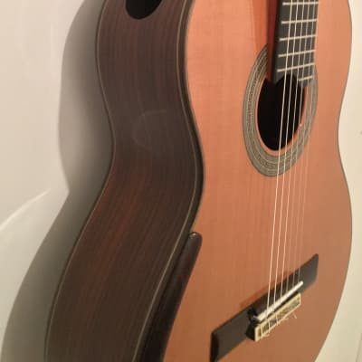 Elevated Lattice Concert Classical Guitar by JMG for sale