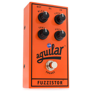 Aguilar Fuzzistor Bass Fuzz Effect Pedal for sale