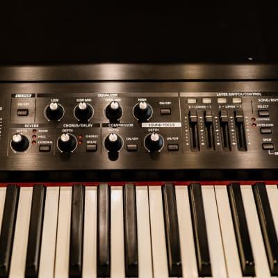 Roland RD-700NX 88-Key SuperNATURAL Digital Stage Piano