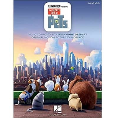 The Secret Life Of Pets: Original Motion Picture Soundtrack (Piano Solo)