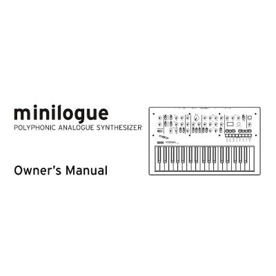 Korg Minilogue Manual