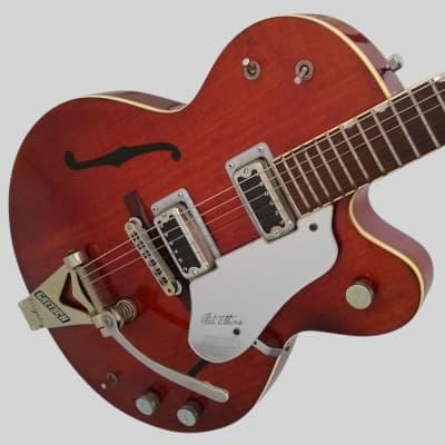 Gretsch 6119 - Chet Atkins - Tennessean - Natural -1962