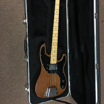 Fender Telecaster Bass 1978 Root Beer Brown for sale
