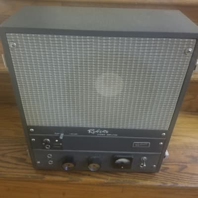 Vintage Roberts Akai A-901 Tube Stereo Amplifier Guitar Amp PreAmp PreAmplifier for sale