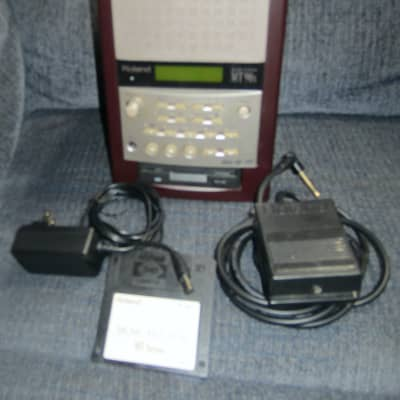 Roland MT90S SMF Player with Disk Drive