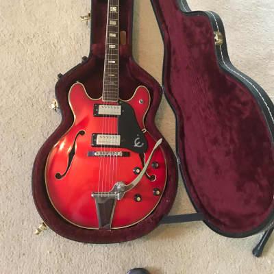 Epiphone Ea 250 1972 Cherry