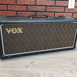 Vox AC30CCH Custom Classic 2-Channel 30-Watt Guitar Amp Head