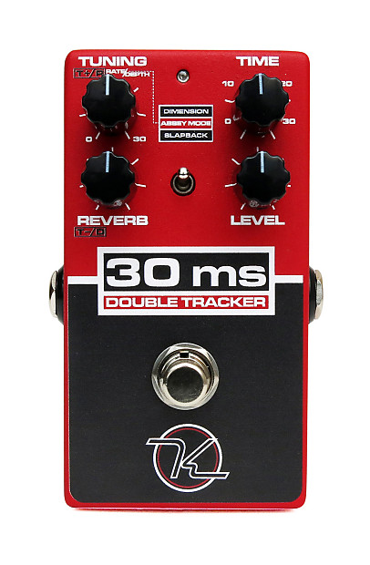 keeley 30ms automatic double tracker pedal reverb. Black Bedroom Furniture Sets. Home Design Ideas