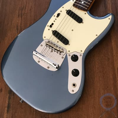 Fender Mustang, '69, Old Lake Placid Blue, 2010, Hard to find colour for sale