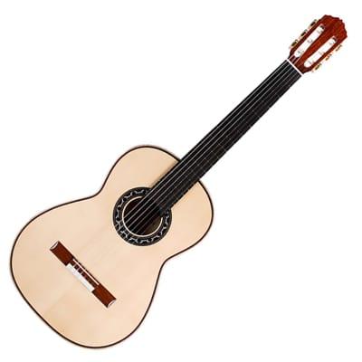 Cordoba Esteso Luthier Select 2020 Natural Gloss Classical  Guitar for sale