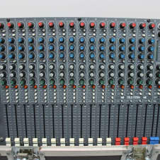 Hill Multi-mix, 16 Channel Rack Mixer, Uk Made With Rack Case and Psu!
