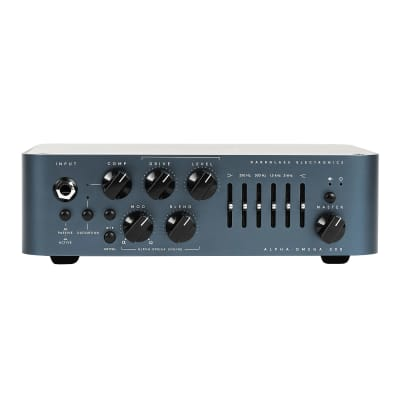 Darkglass Electronics Alpha Omega 500 500-Watt Bass Amp Head