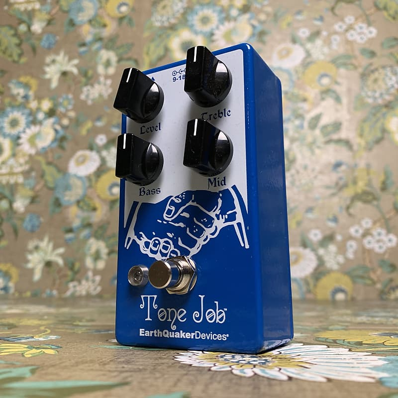 earthquaker devices tone job eastside music supply reverb. Black Bedroom Furniture Sets. Home Design Ideas
