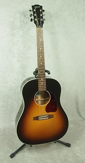 d5307de543 2014 USA Gibson J45 J-45 Standard acoustic electric with | Reverb