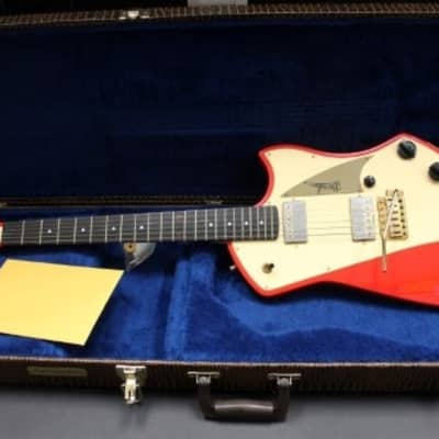 Campbell American Nelsonic 2007  Rocketship Red  - Ultra-Rare collector Piece. for sale