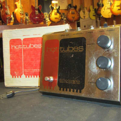 Vintage Circa 1980 Electro-Harmonix Hot Tubes