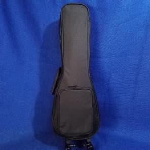 Mims Ukes: Kala Soprano Ukulele Padded Deluxe Gigbag Black DUB2-S Uke Accessory