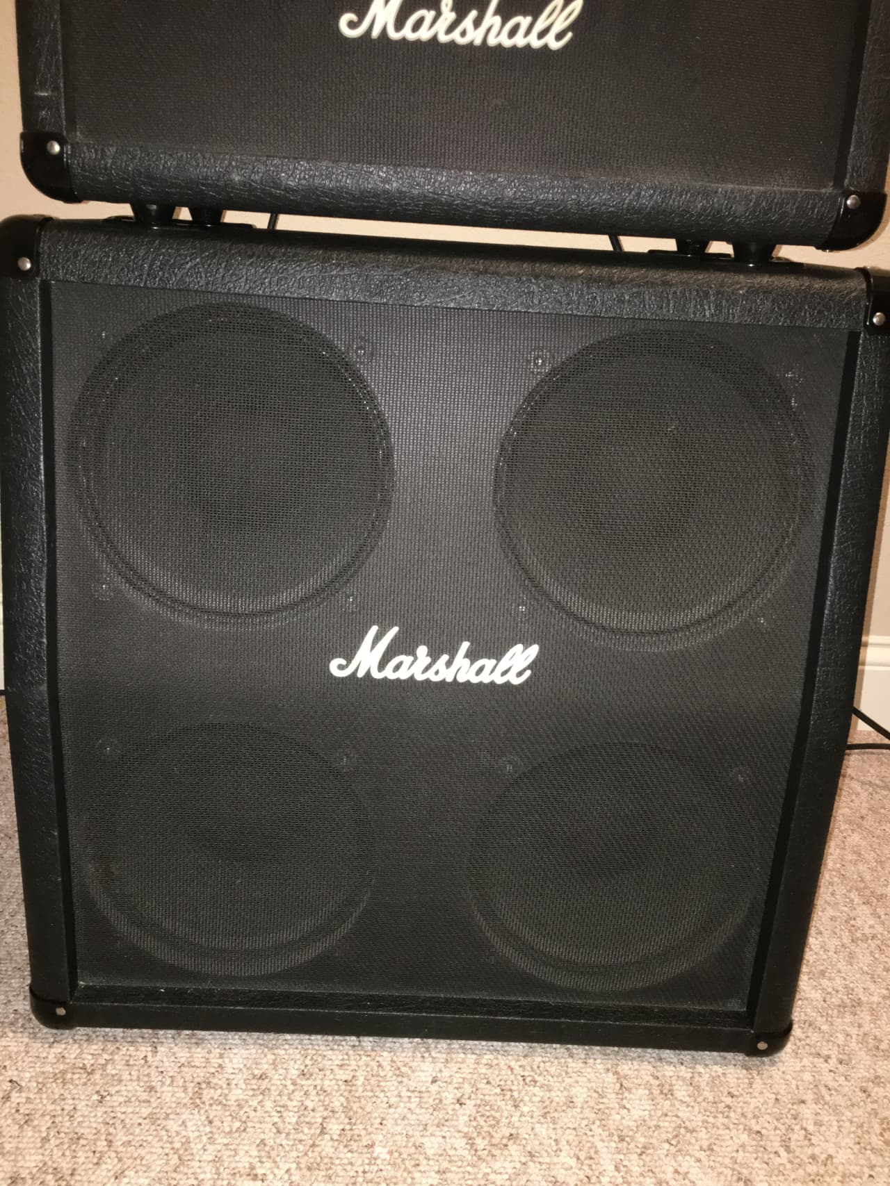 """Marshall JCM C410A 4x10"""" Speaker Cabinet 120 Watt 16"""