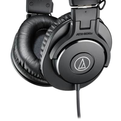 Audio Technica ATH-M30X - Professional Studio Monitor Headphones
