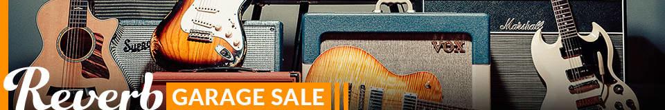 Reverb's Garage Sale