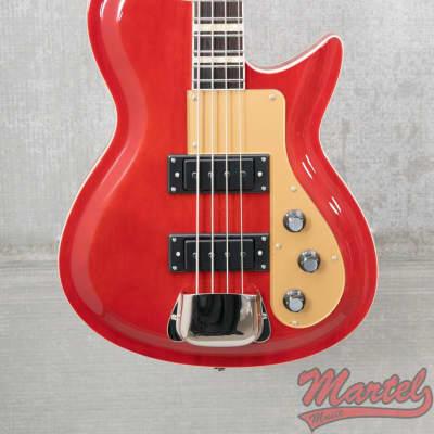 Rivolta Combinata Bass VII 2020 Rosso Red for sale