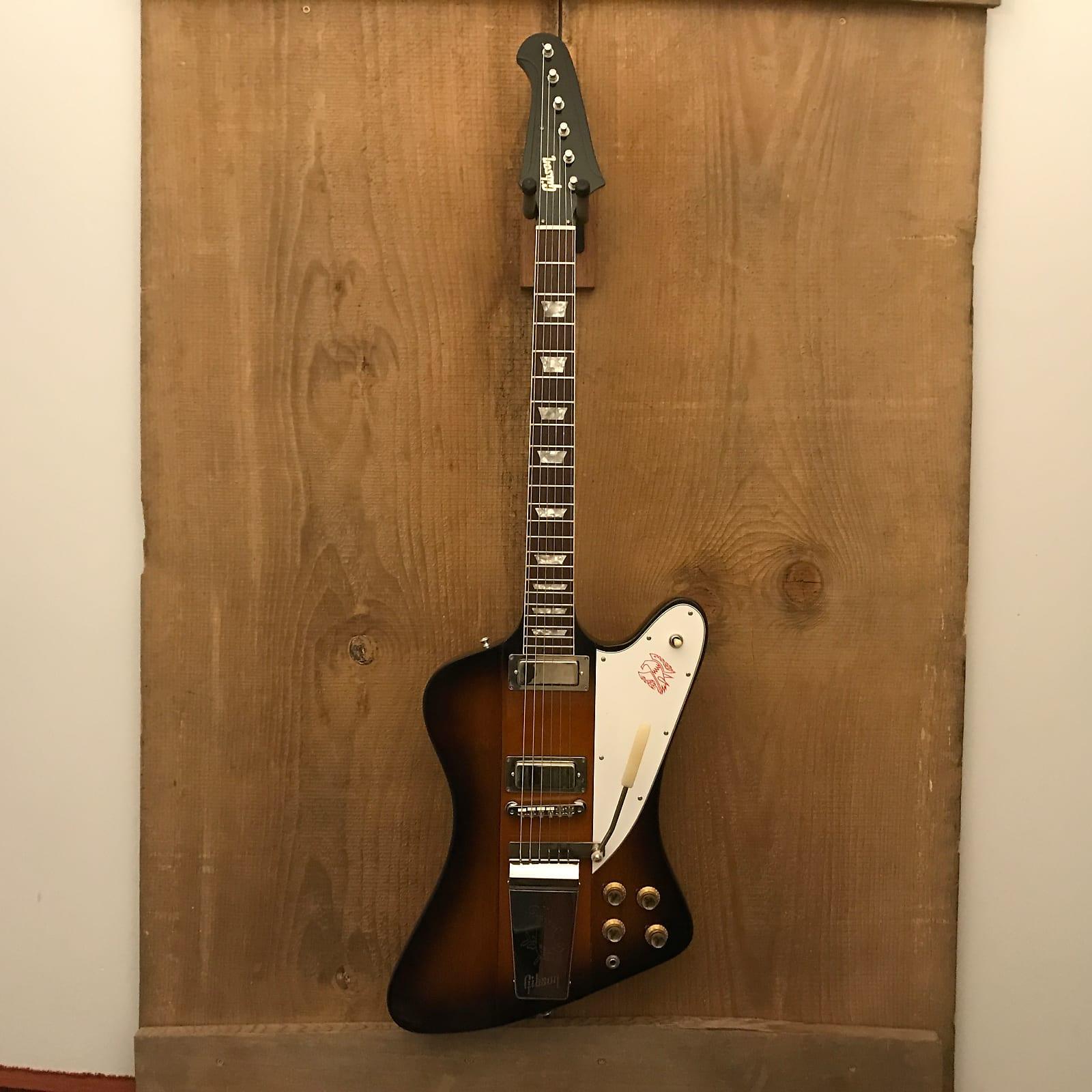 Gibson Firebird V Guitar Trader Reissue Sunburst 1982 1 of 15 Made w/ OHSC