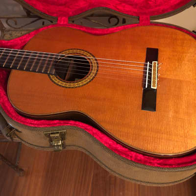 Left-handed Sakurai N.10 1979 Cedar top for sale