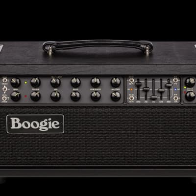 Mesa Boogie Mark Five 35 Head (Black) for sale