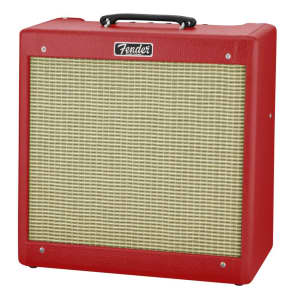 "Fender Blues Junior III ""Royal Blood"" FSR Limited Edition 15-Watt 1x12"" Guitar Combo with Celestion G12M Greenback Speaker"