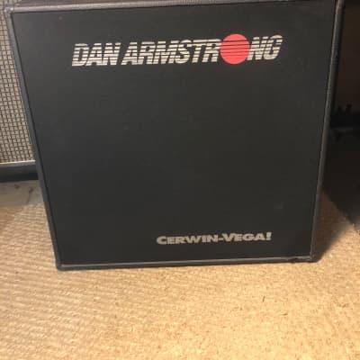 2 Cerwin-Vega, Dan Armstrong, Music Box,