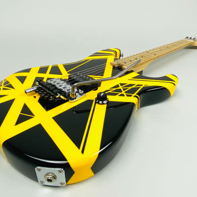 EVH Striped Seies -Early one-Nice 2014 Bumble Bee for sale